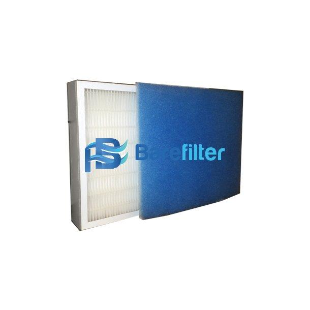 Filtersett til Enervent TS 200 / 300 / 400 Etter 2013